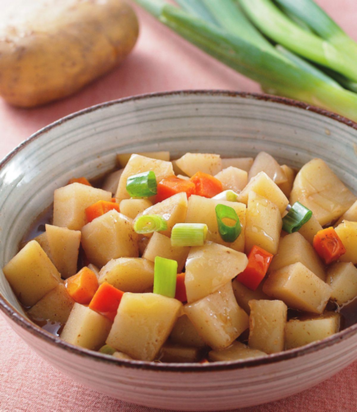 食譜:五香滷馬鈴薯