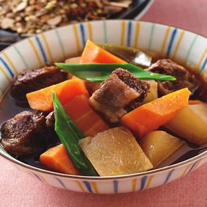 蘿蔔燉肉(1)
