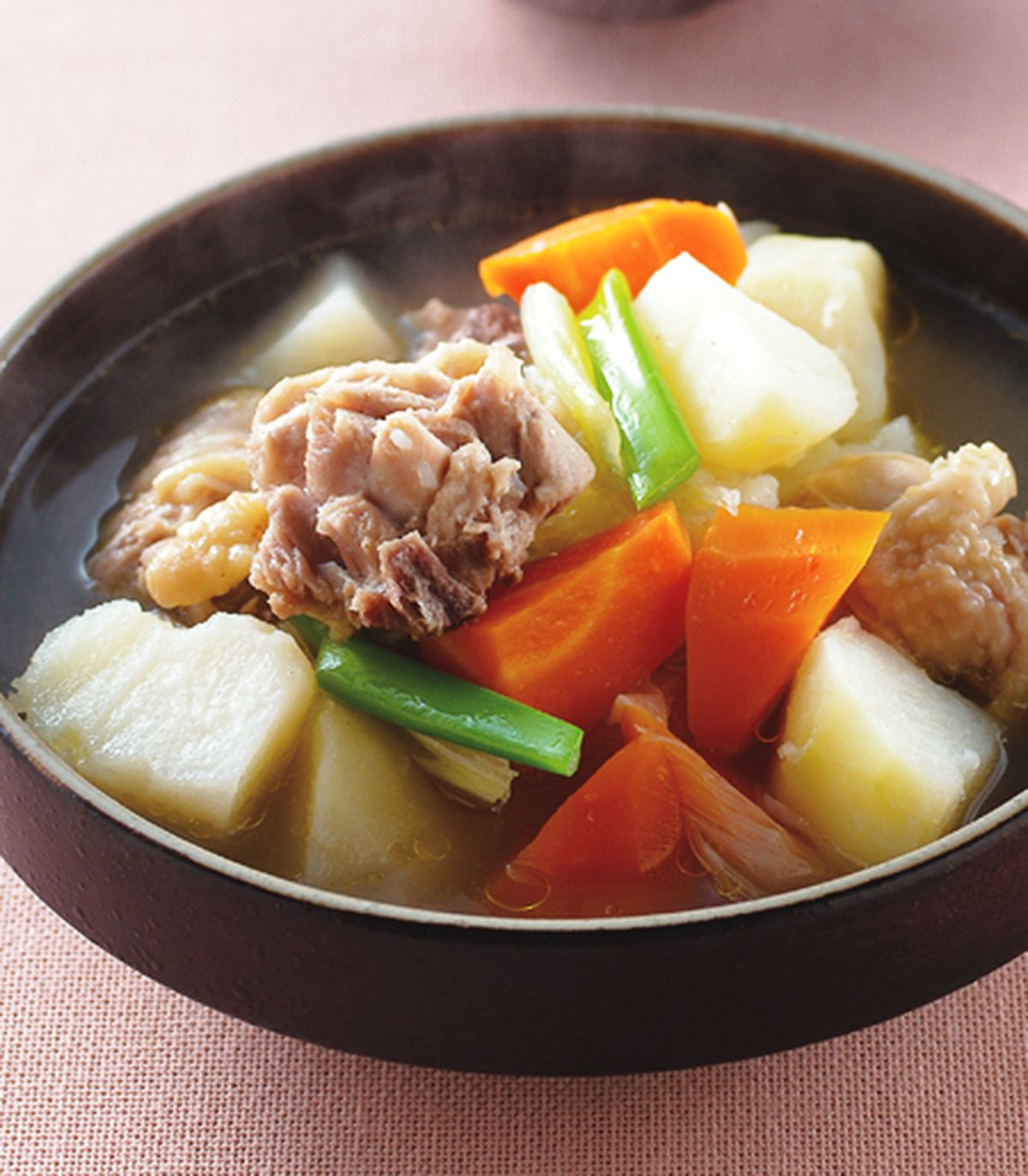 食譜:馬鈴薯燉雞肉