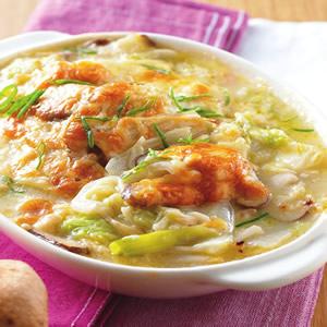 奶油焗白菜(4)