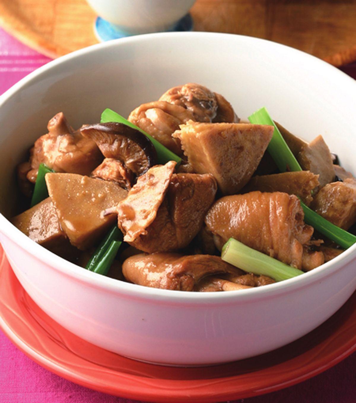 食譜:芋頭燒雞(2)