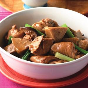 芋頭燒雞(2)