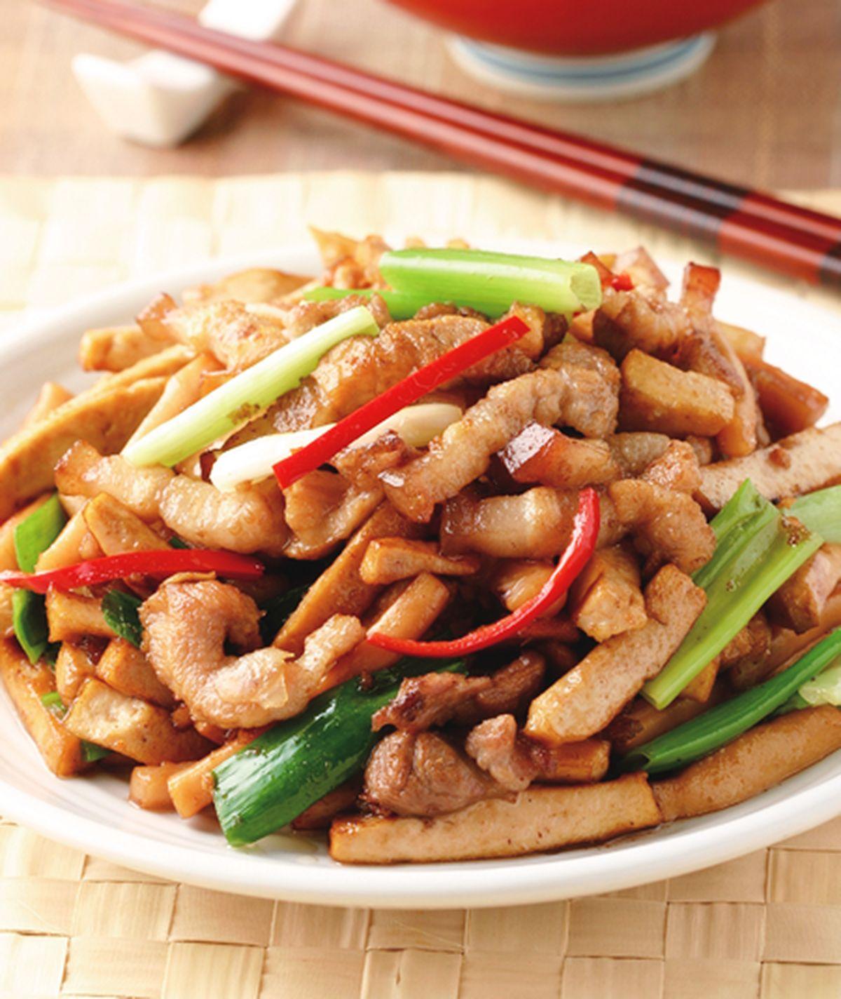 食譜:客家小炒(13)