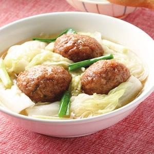 白菜獅子頭(2)