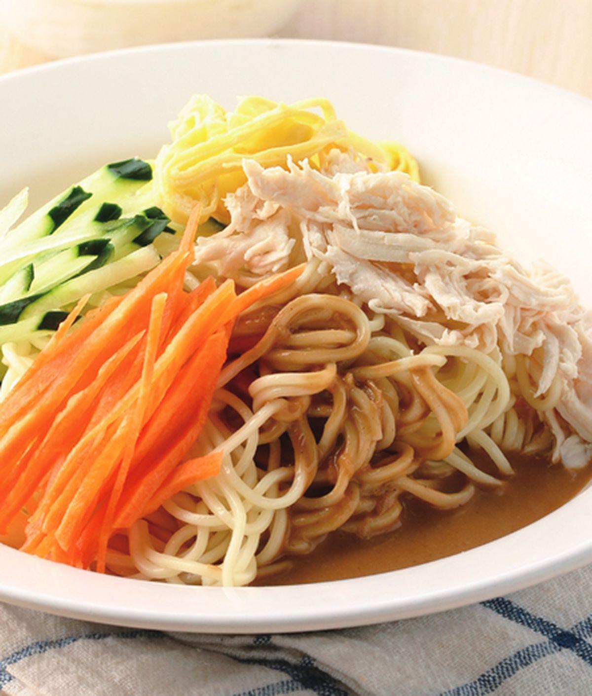 食譜:傳統涼麵