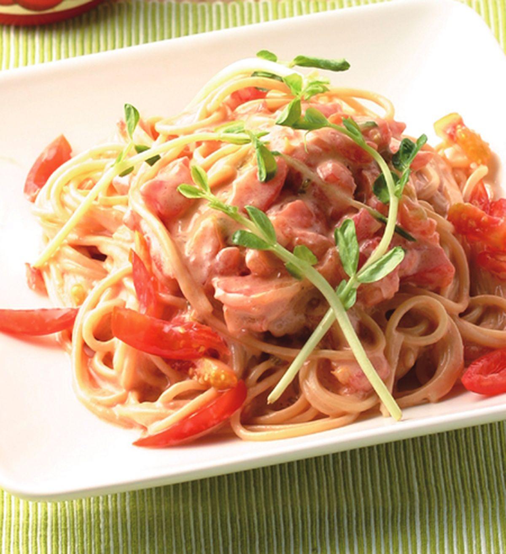 食譜:番茄涼麵