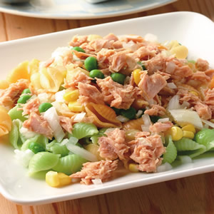 鮪魚醬涼麵