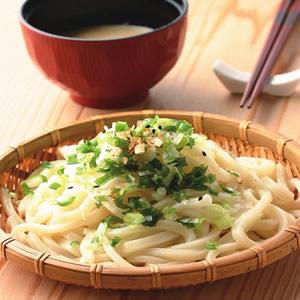 味噌醬沾冷麵