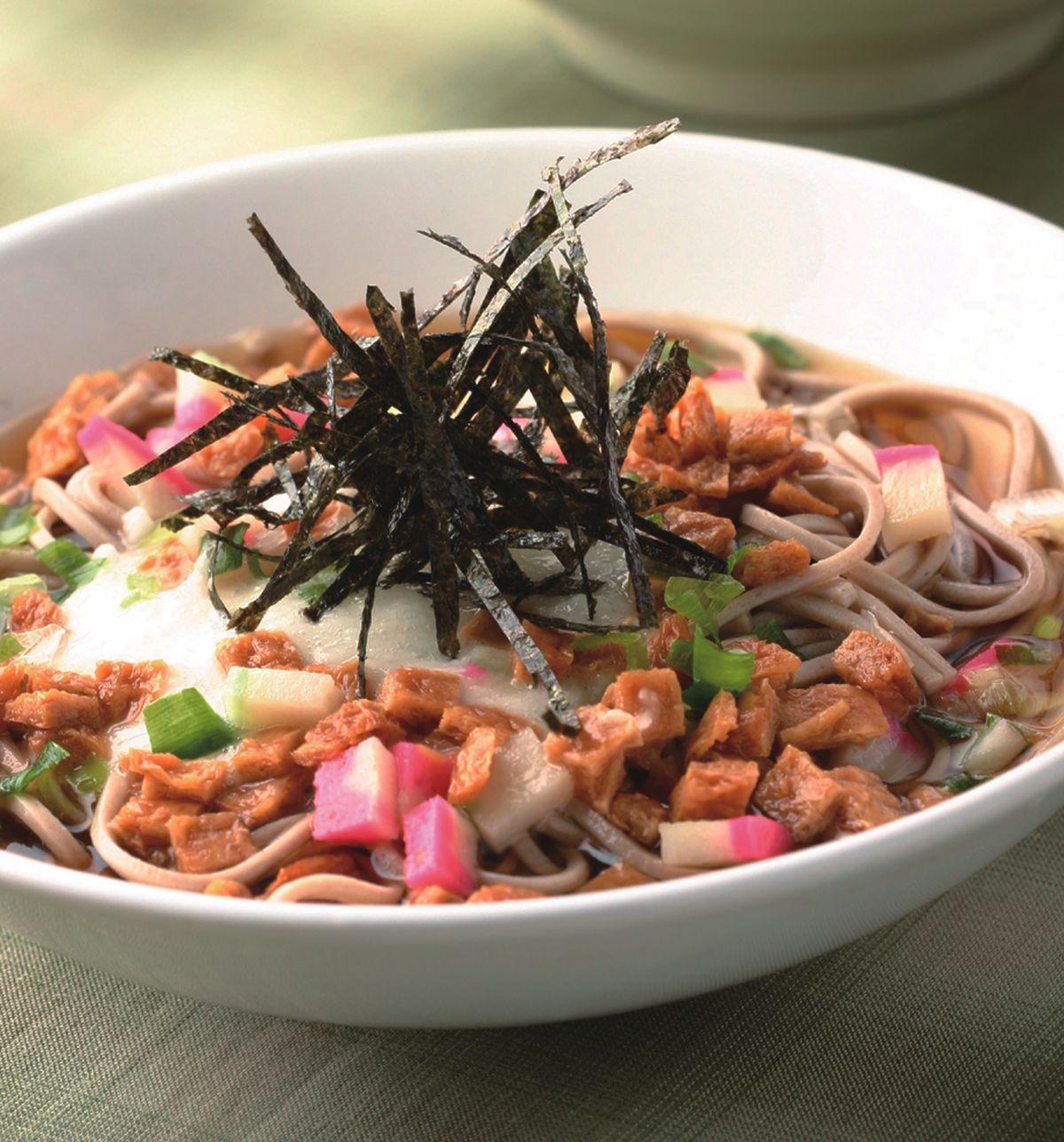 食譜:稻荷冷麵