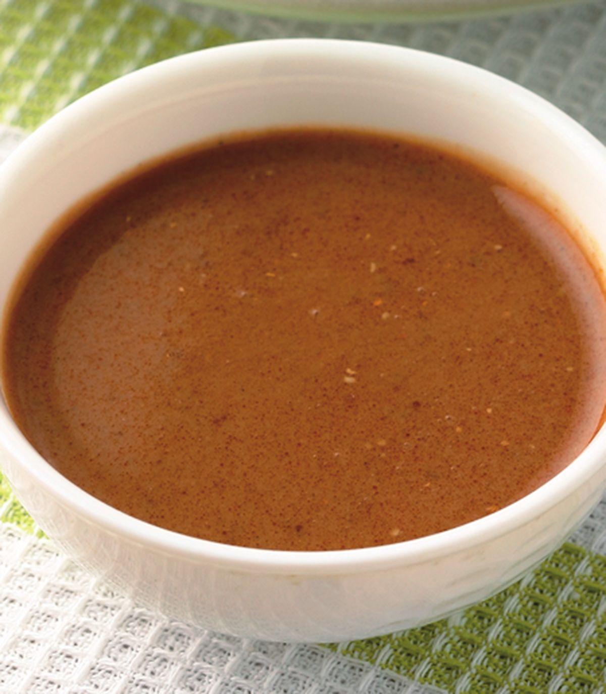 食譜:芝麻拌醬汁