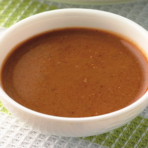 芝麻拌醬汁