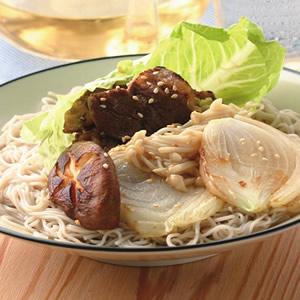 韓式烤肉冷麵