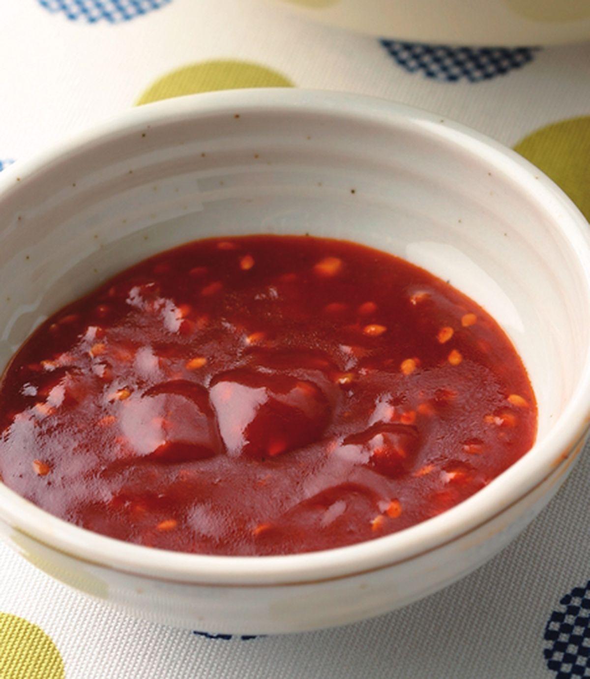 食譜:拌辣醬