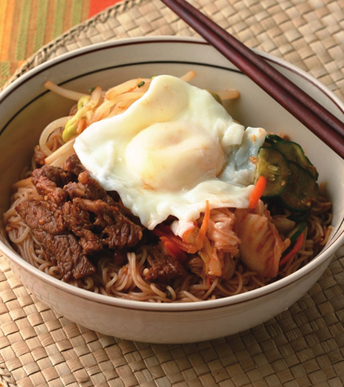 食譜:韓式拌拌麵