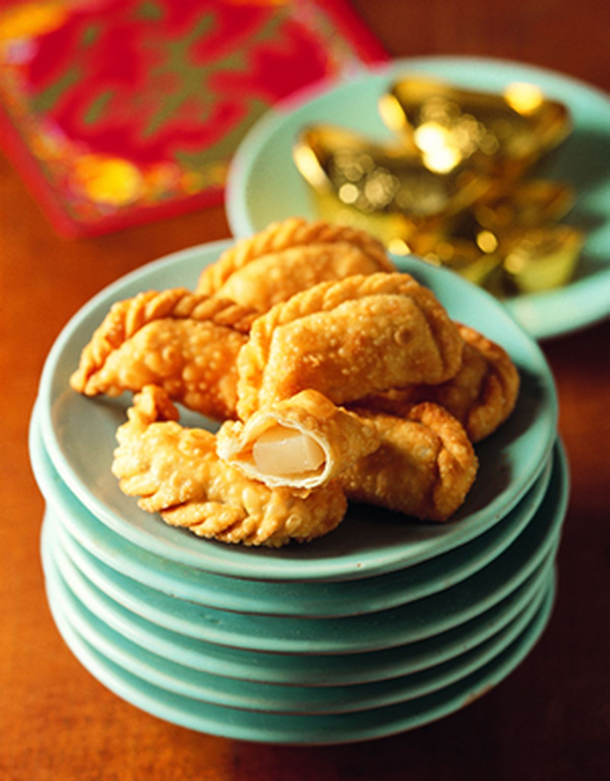 食譜:年糕餃