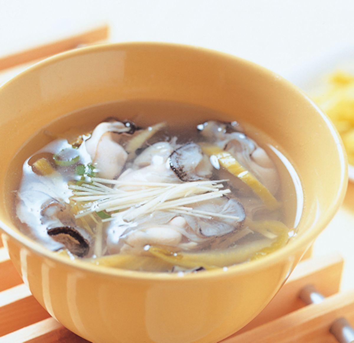 食譜:蚵仔湯(1)