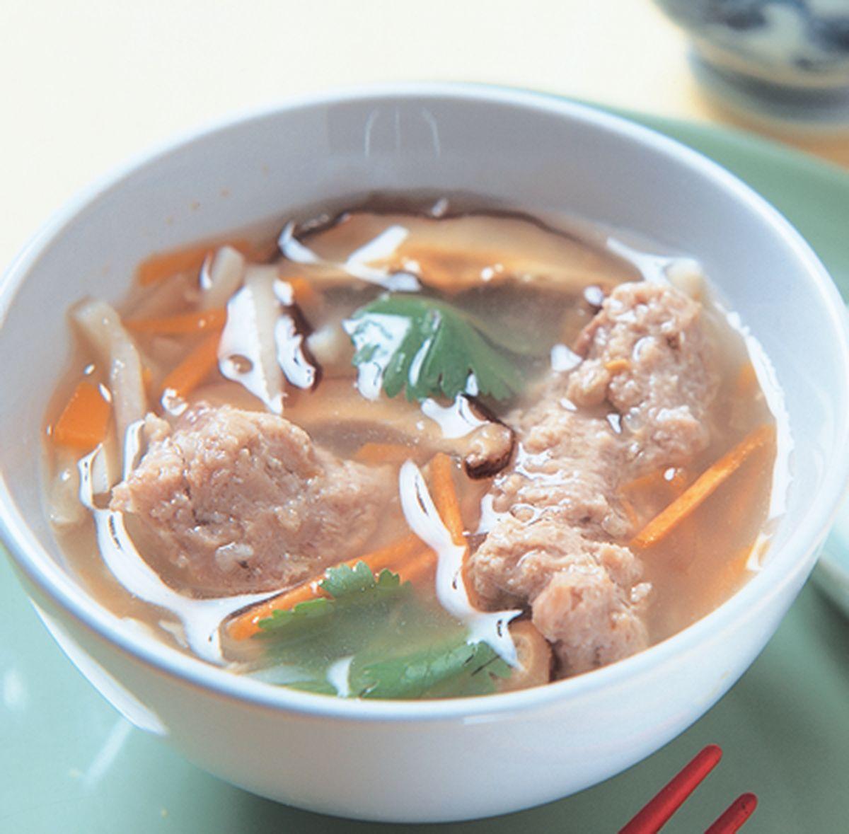 食譜:香菇肉羹(1)