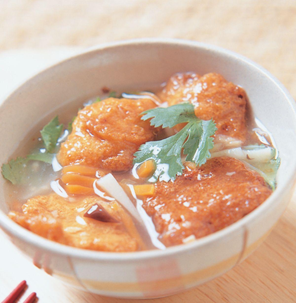 食譜:魚酥羹