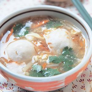 福州魚丸羹