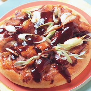 北京烤鴨披薩