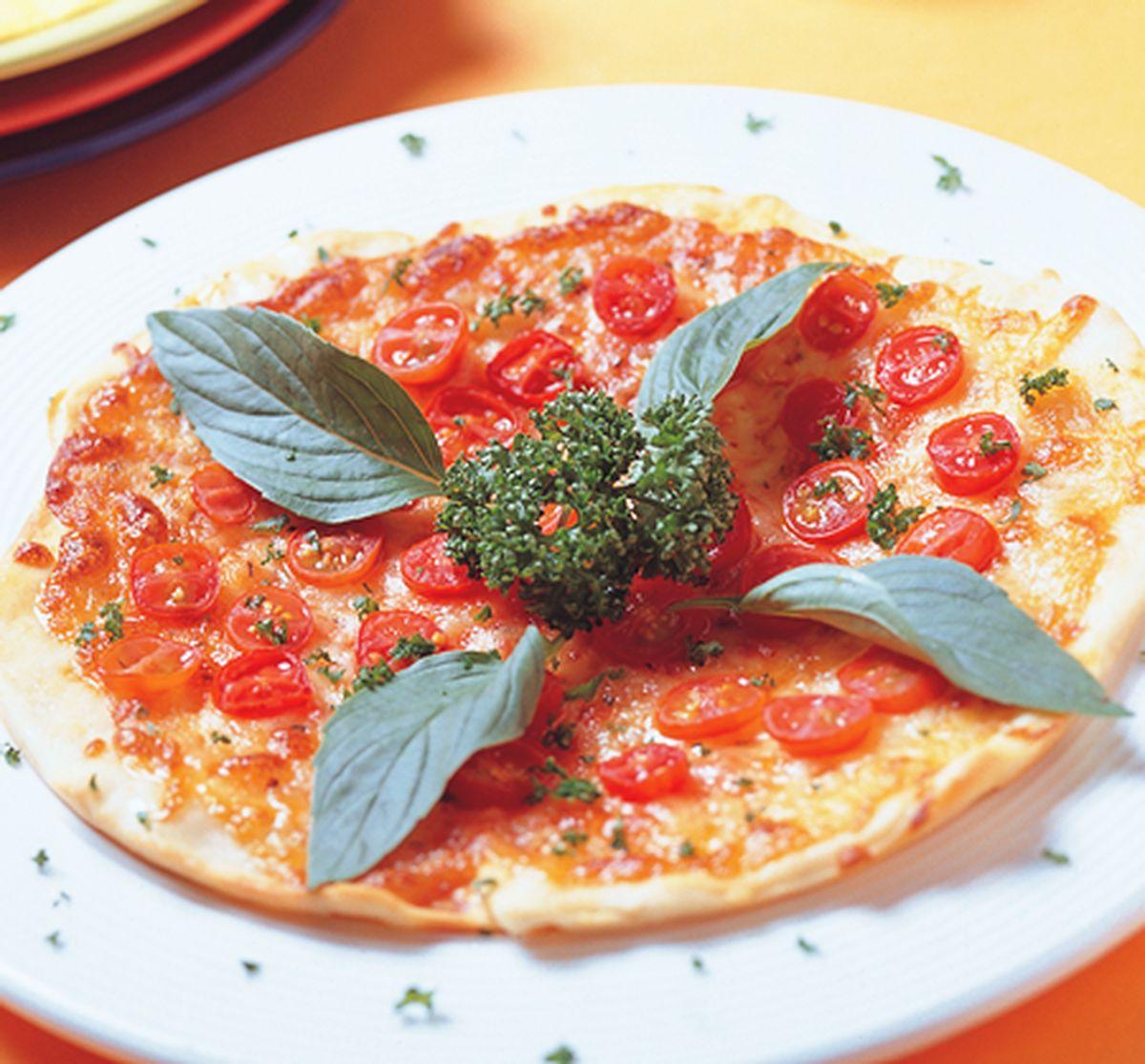 食譜:瑪格麗特披薩