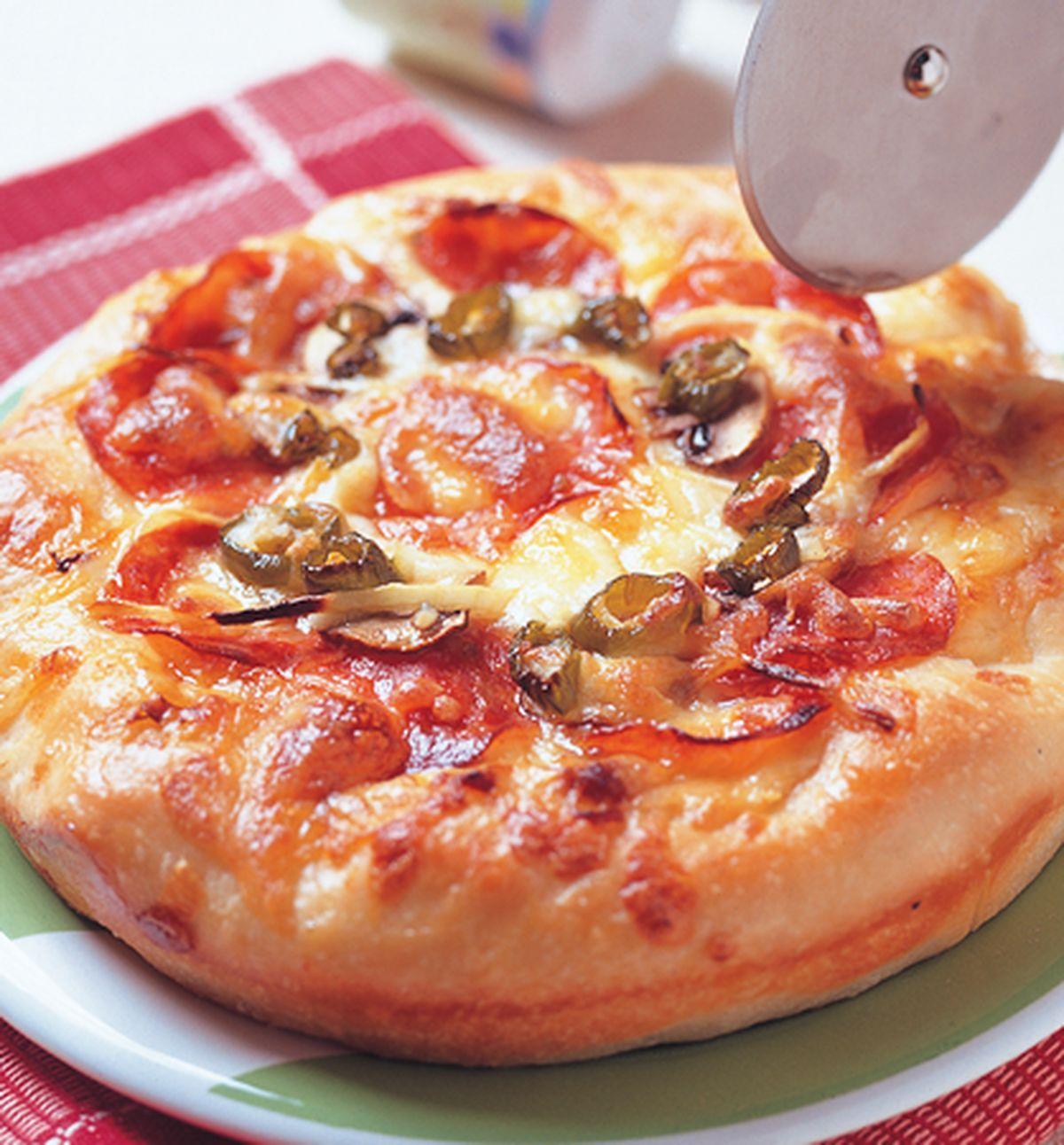食譜:超辣墨西哥披薩