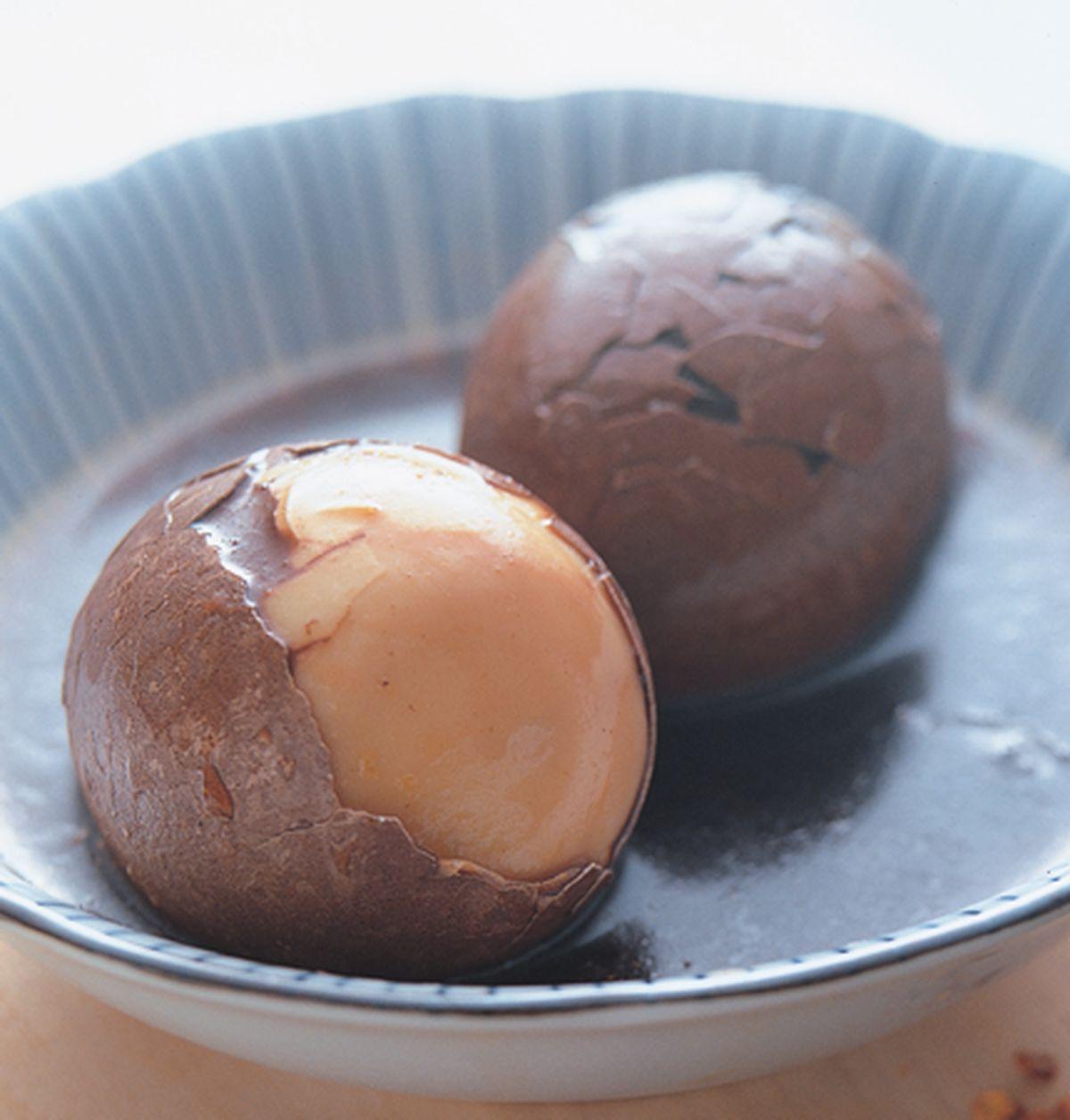 食譜:辣味包種茶葉蛋