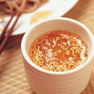日式涼麵沾醬