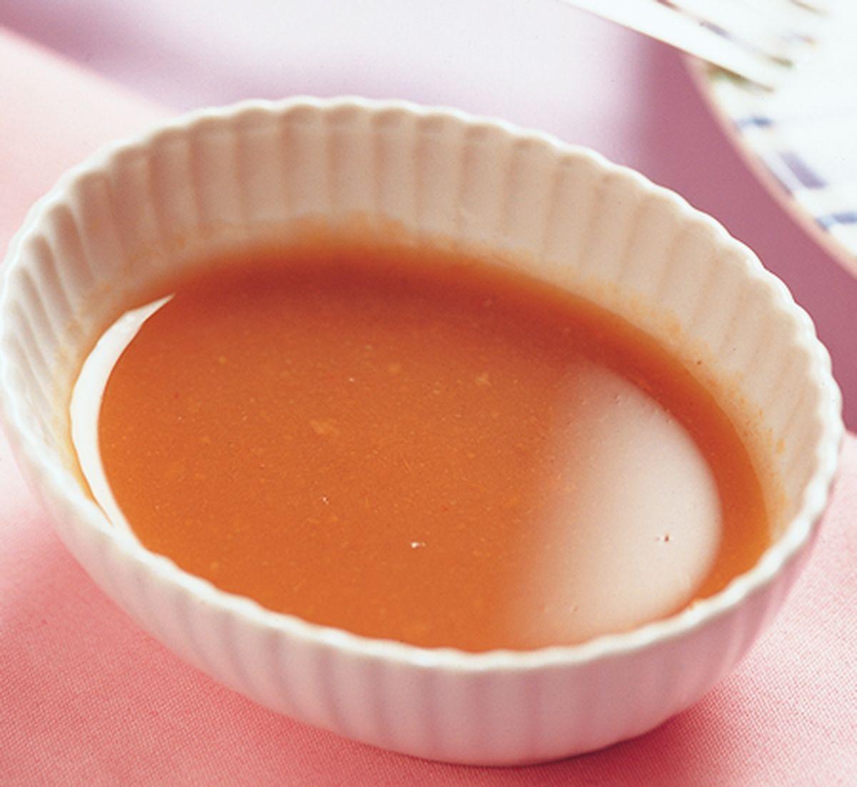 食譜:緬甸涼麵醬