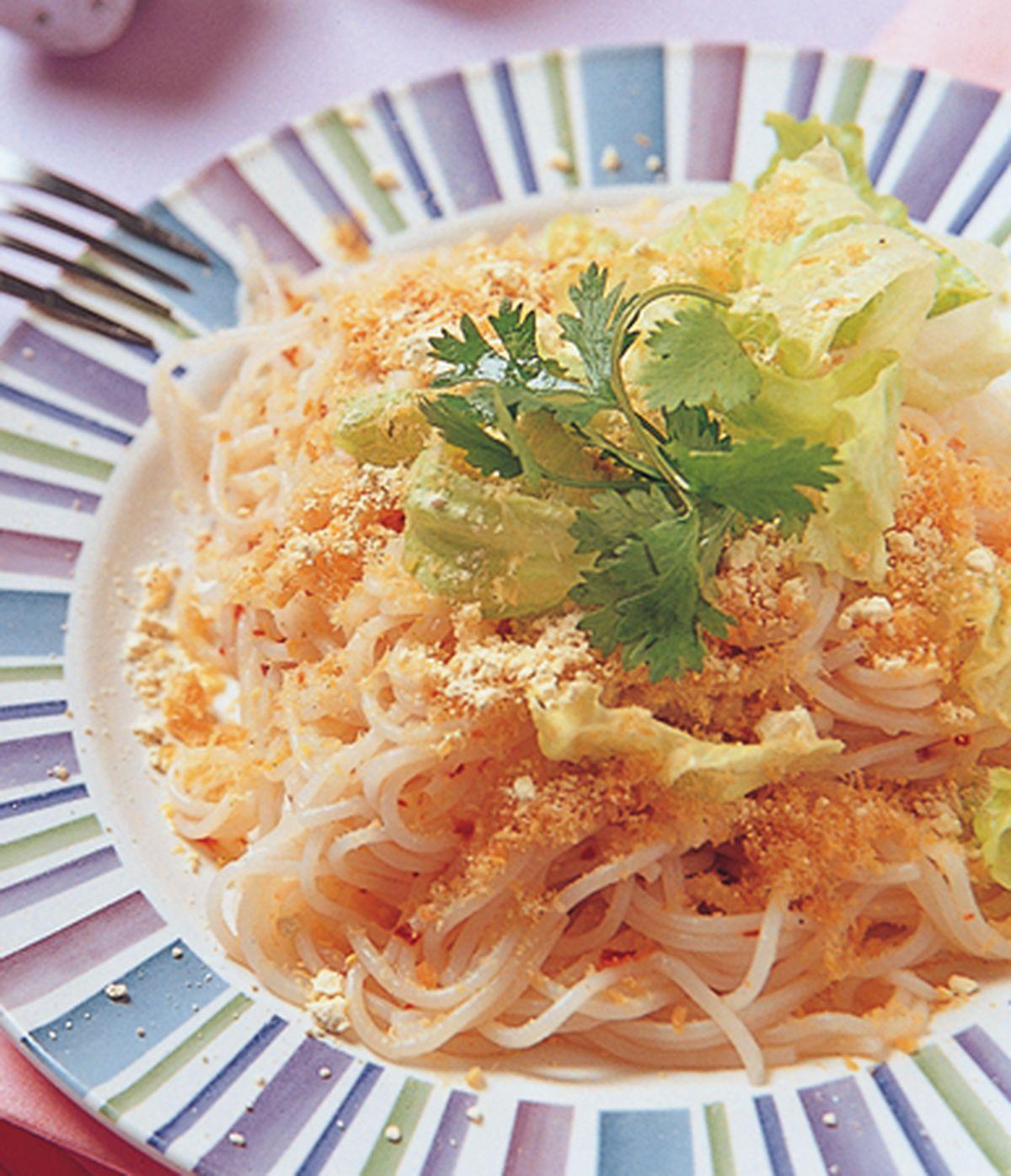 食譜:緬甸涼麵