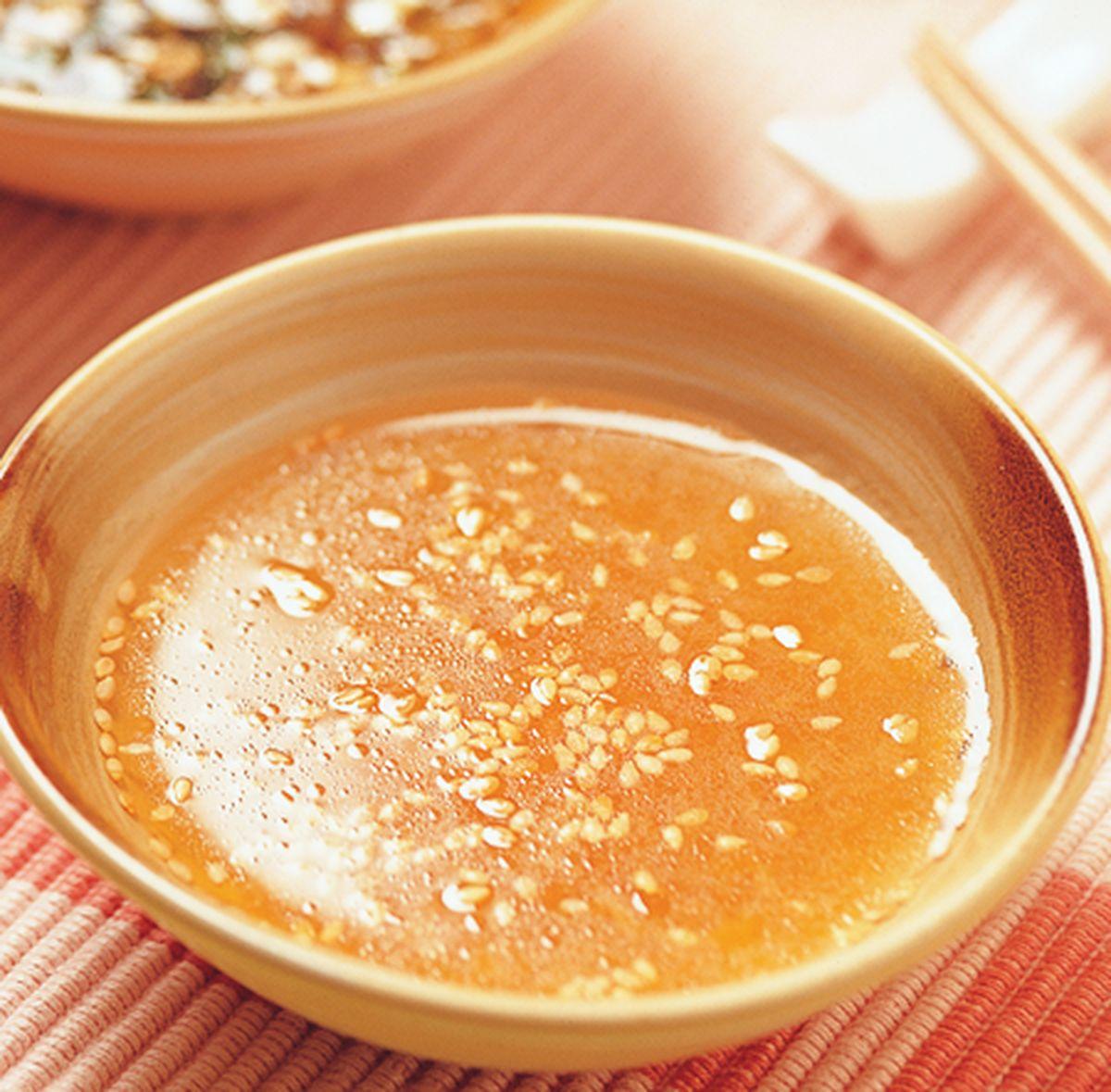 食譜:柚香沙拉醬
