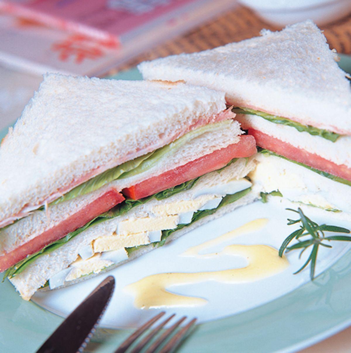 食譜:義大利鄉村三明治