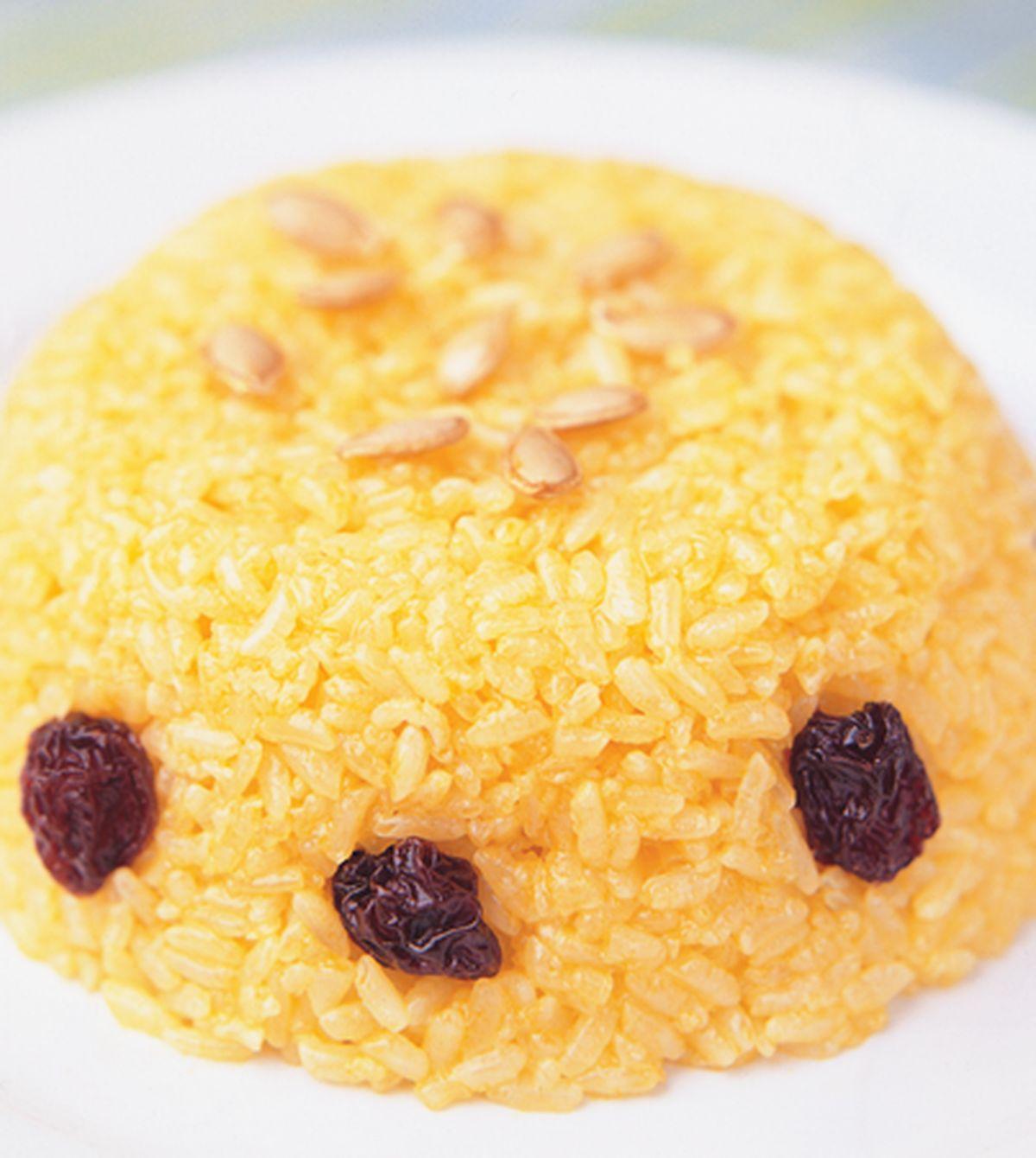 食譜:黃金甜油飯