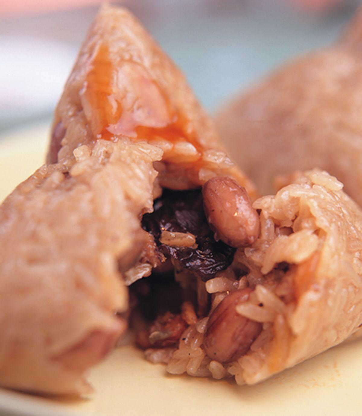 食譜:南部粽(1)