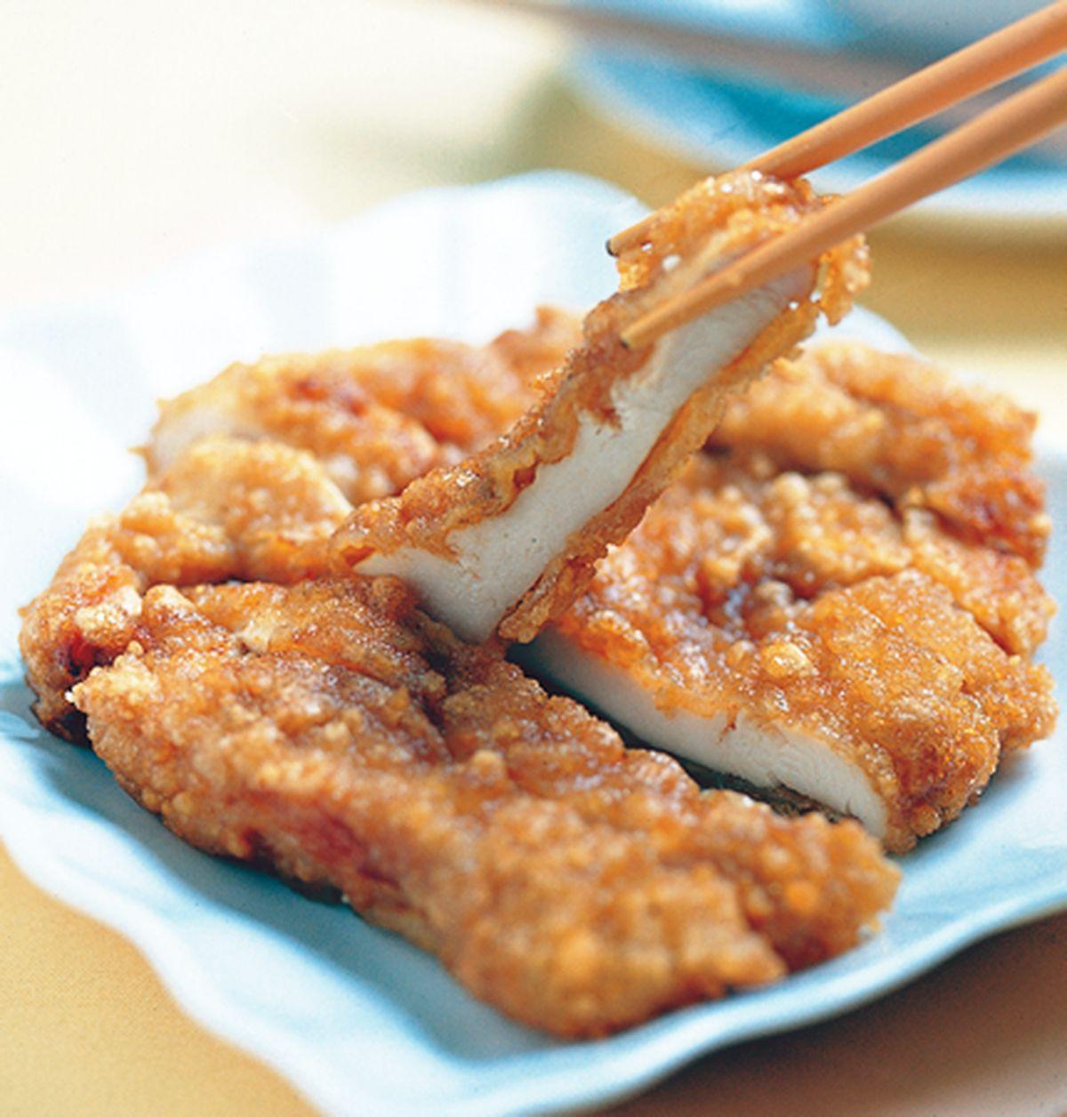 食譜:香辣炸雞排