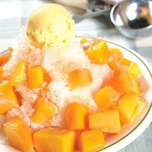 超級芒果冰