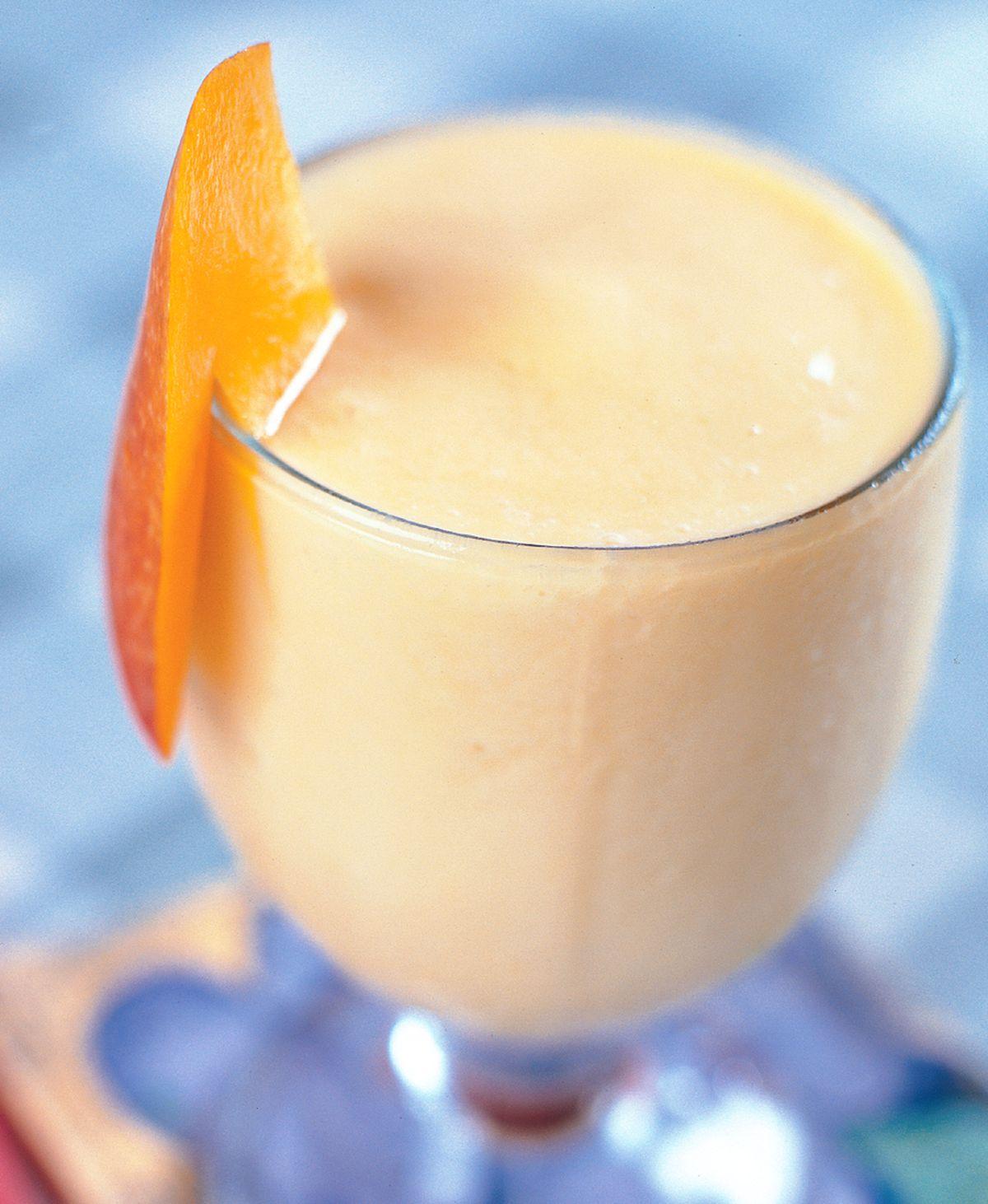 食譜:芒果奶昔