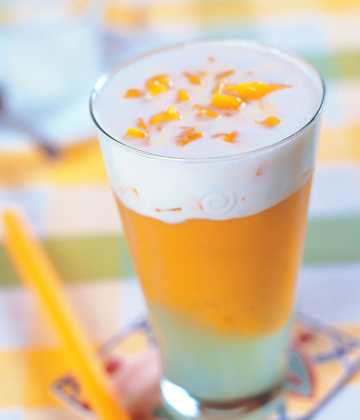 食譜:芒椰蘆薈爽