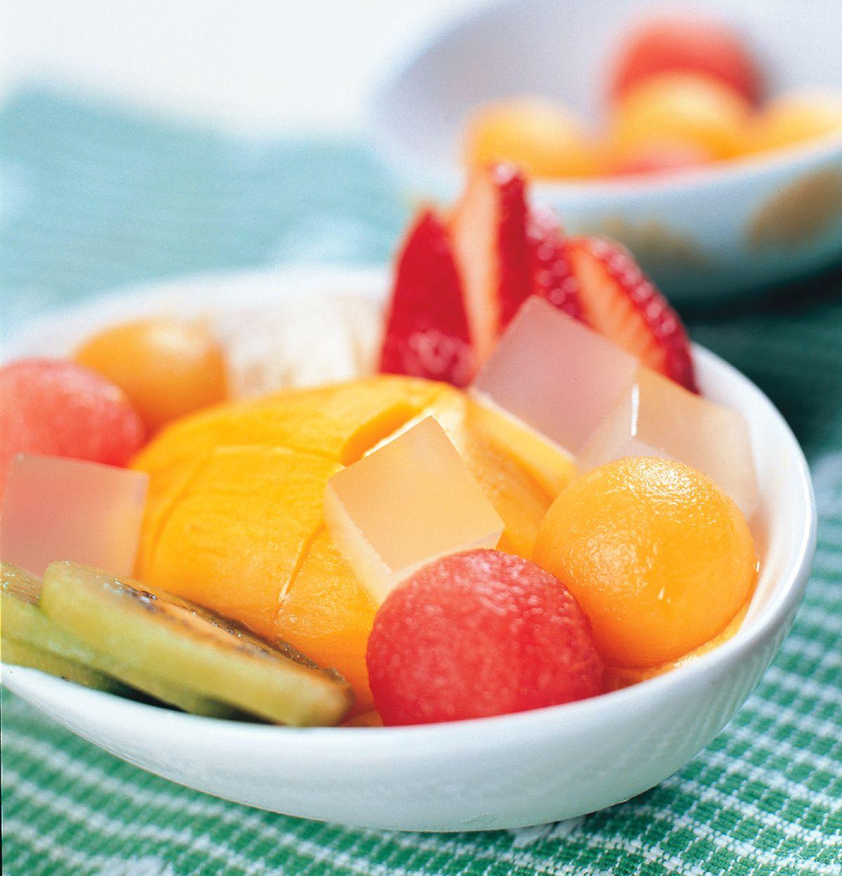 食譜:芒果撈野