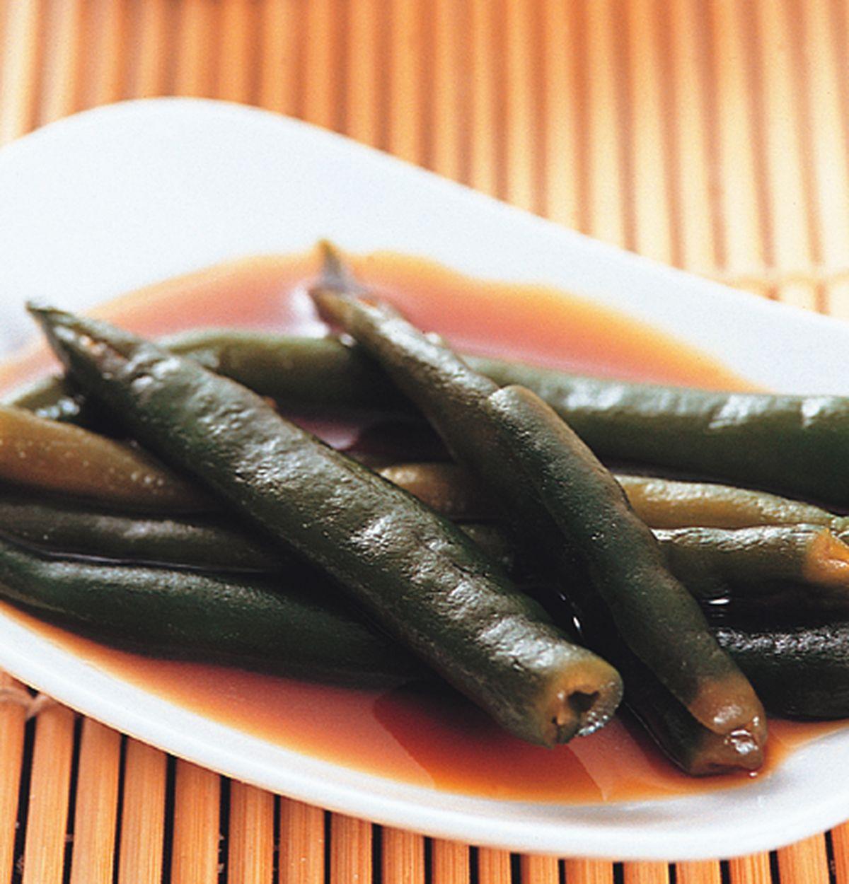 食譜:剝皮辣椒(1)