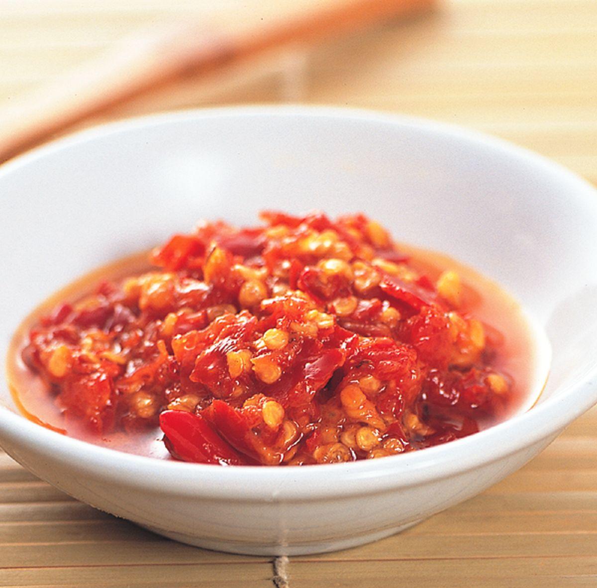 食譜:原味辣椒醬