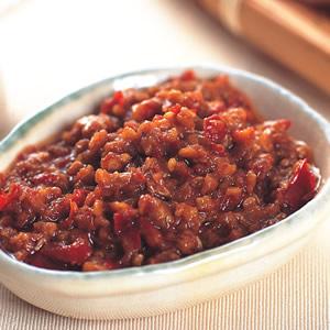 香蔥辣椒醬