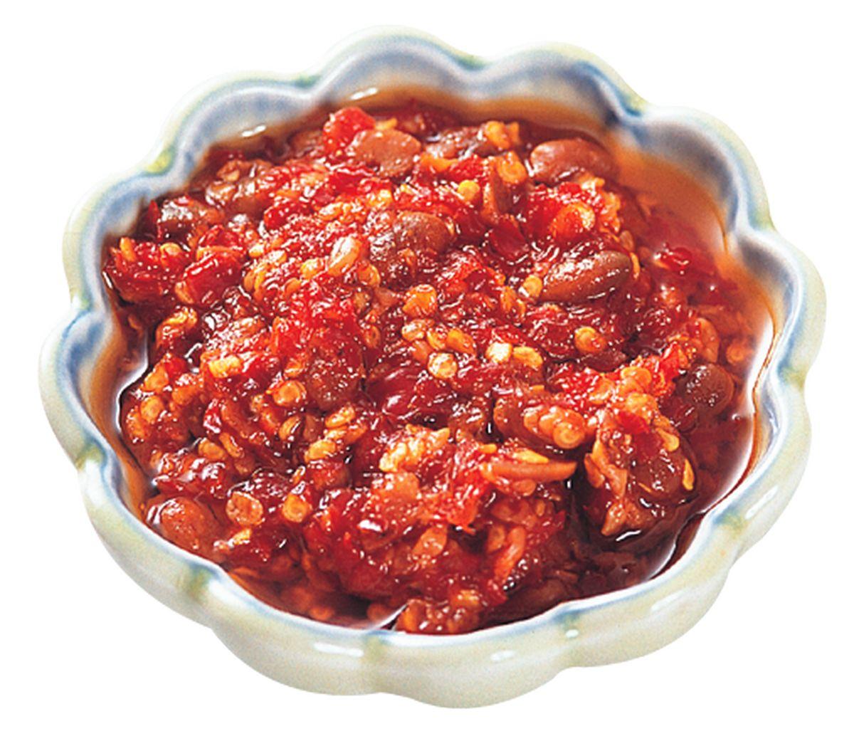 食譜:特味辣椒醬