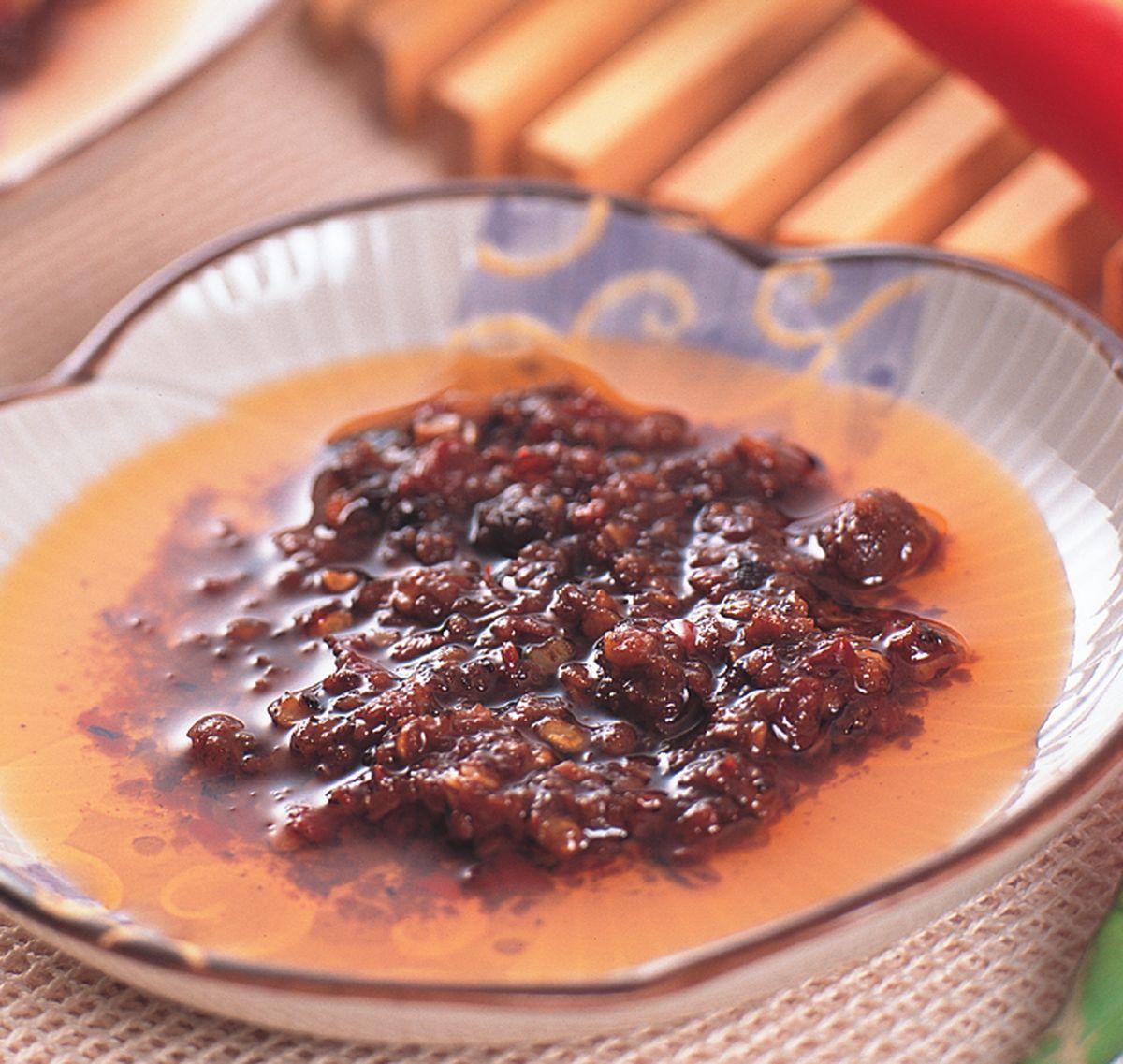 食譜:桂林辣椒醬