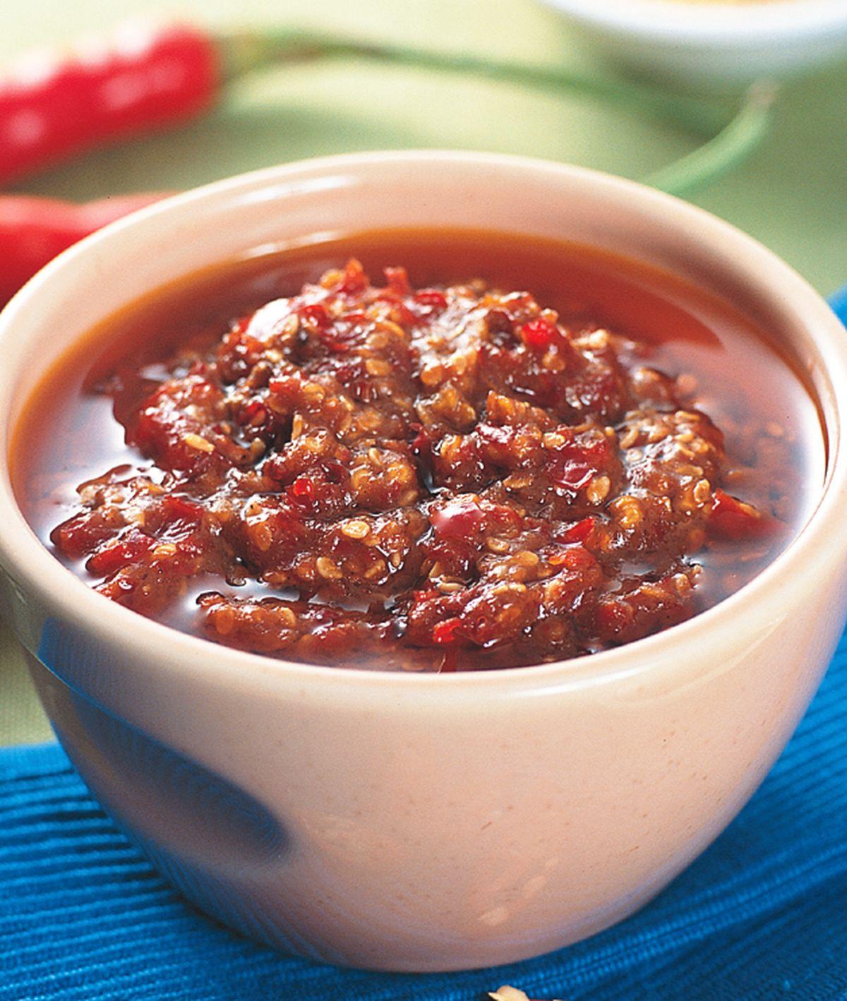 食譜:芝麻香辣醬