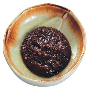 紫蘇梅辣醬