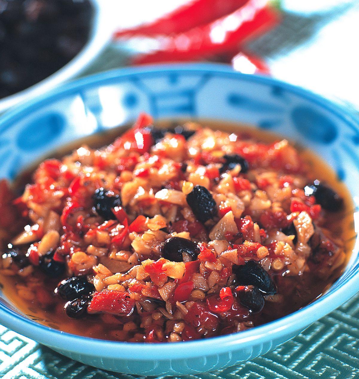 食譜:湖南老虎醬