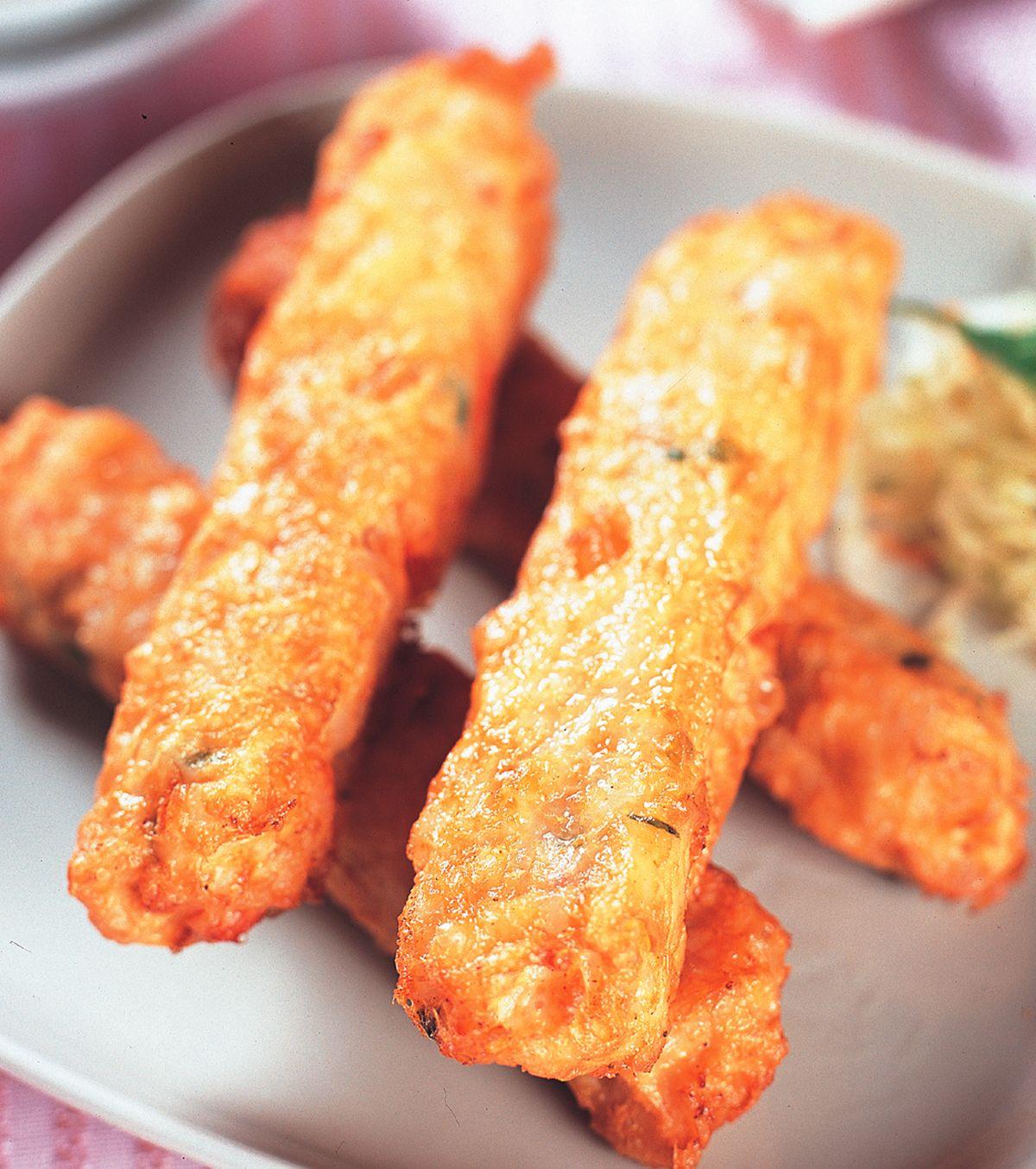 食譜:台南蝦捲