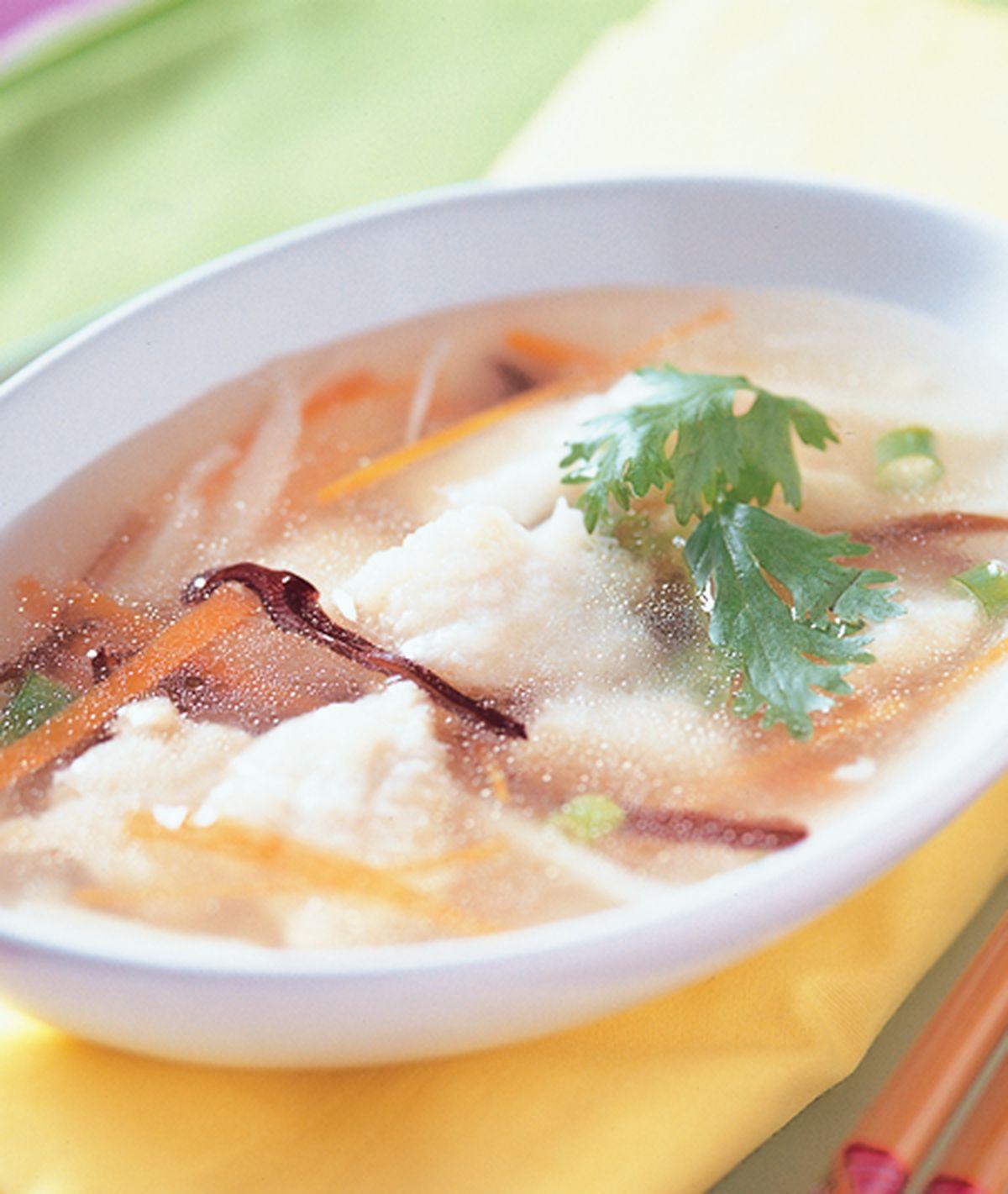 食譜:鰻魚羹湯