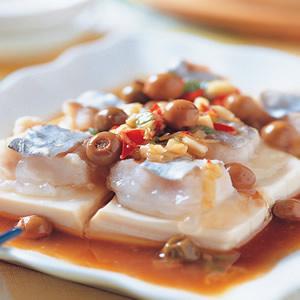 甘樹子蒸鰻魚